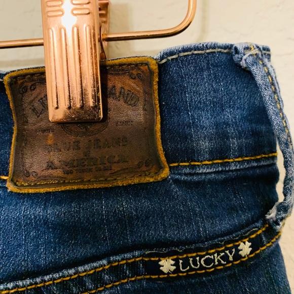 Lucky Brand Denim - Women's Lucky brand jeans
